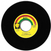 African Brothers - Youths Of Today / version (Ital) 7""